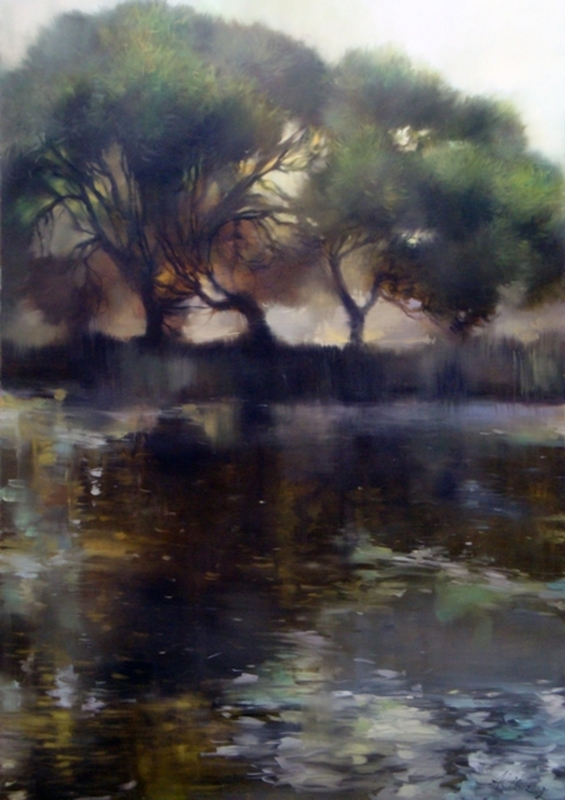 Alise MEDINA - Pintura - Willow