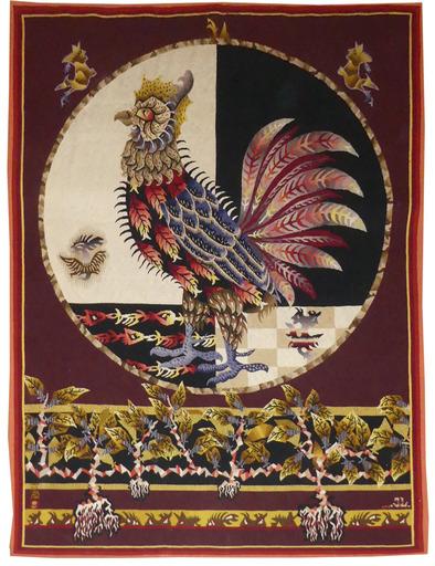 Jean LURÇAT - Tapestry - la chouette