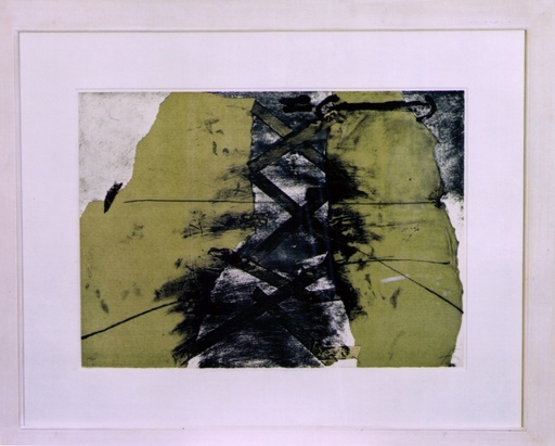 Antoni TAPIES - Print-Multiple - Berlin Suite VIII