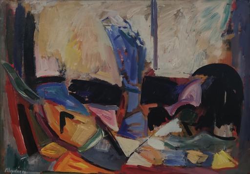 Michele DE PALMA - Painting - Senza titolo