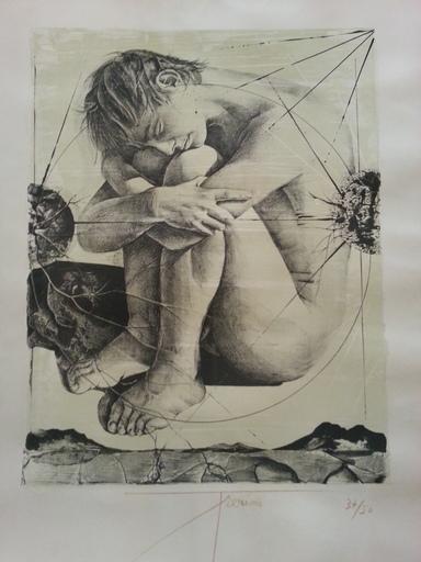 Pierre-Yves TRÉMOIS - Print-Multiple - Le surhomme