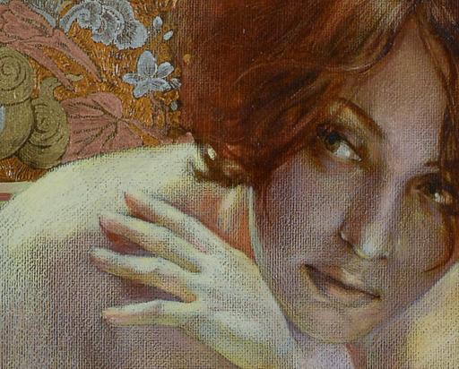 Viktor GORYAEV - 绘画 - Martisha