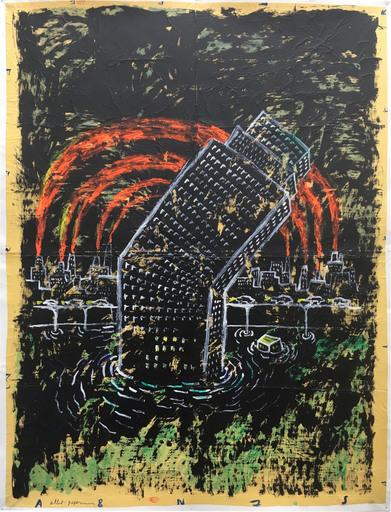 Albert PEPERMANS - Painting - Breakdown II