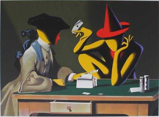 Mark KOSTABI - Stampa-Multiplo - Chance Encounter
