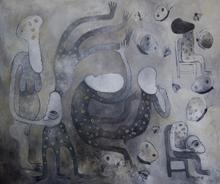 Manuel MENDIVE - Peinture - Aguas claras