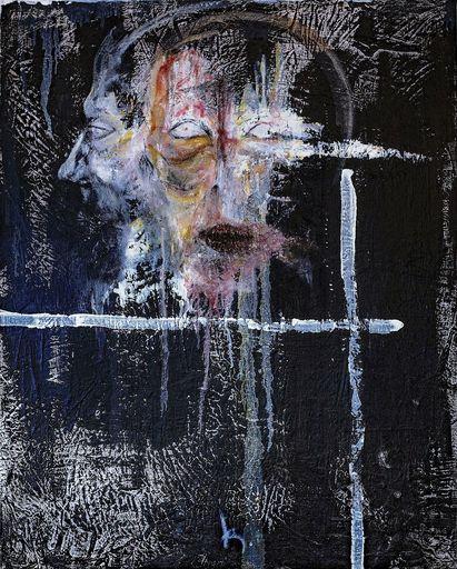 Guillaume KALT - Pintura - Old soul New soul    (Cat N° 6159)