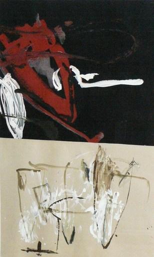 """Tony SOULIÉ - Peinture - """"Dyptique"""""""
