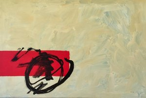 Rafael RUZ - Painting - SIN TITULO