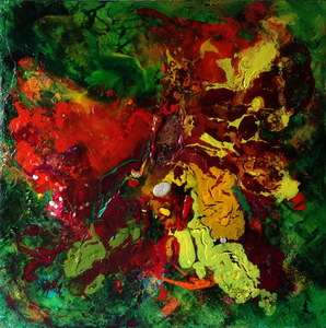 Edith LIÉTAR - Pintura - Tropical