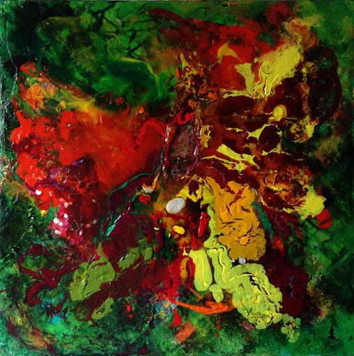 Edith LIÉTAR - Peinture - Tropical