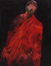 Felice FILIPPINI - Painting - Autoritratto
