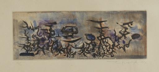 ZAO Wou-Ki - Print-Multiple - Untitled