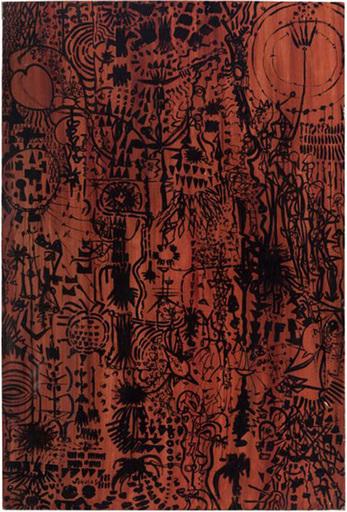 Sonia SEKULA - Painting - Knockout