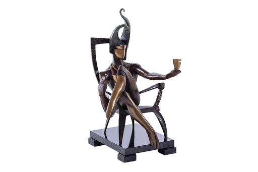 Arsen AVETISYAN - Escultura - KING OF CLUB