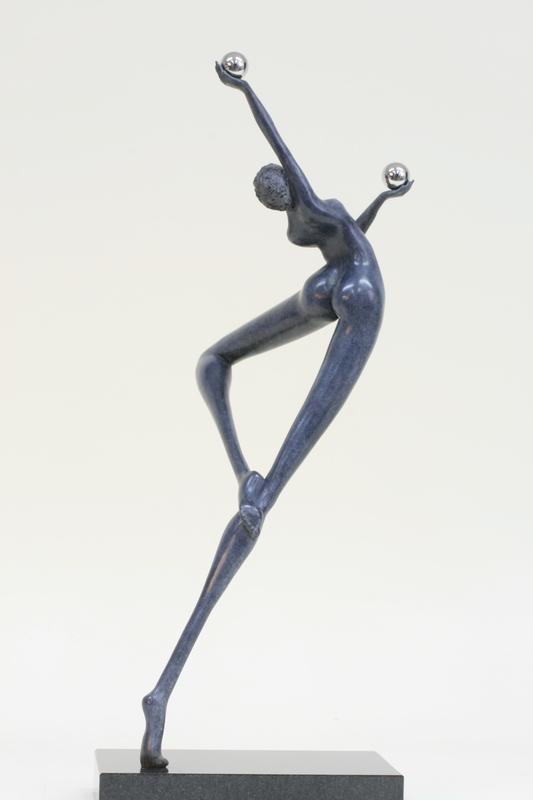 Dominique PRINS - Sculpture-Volume - Orianne    (Cat N° 7130)