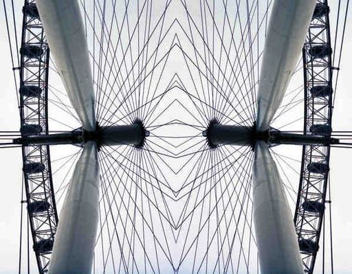 Stefano CAGOL - Photography - Double London Eye