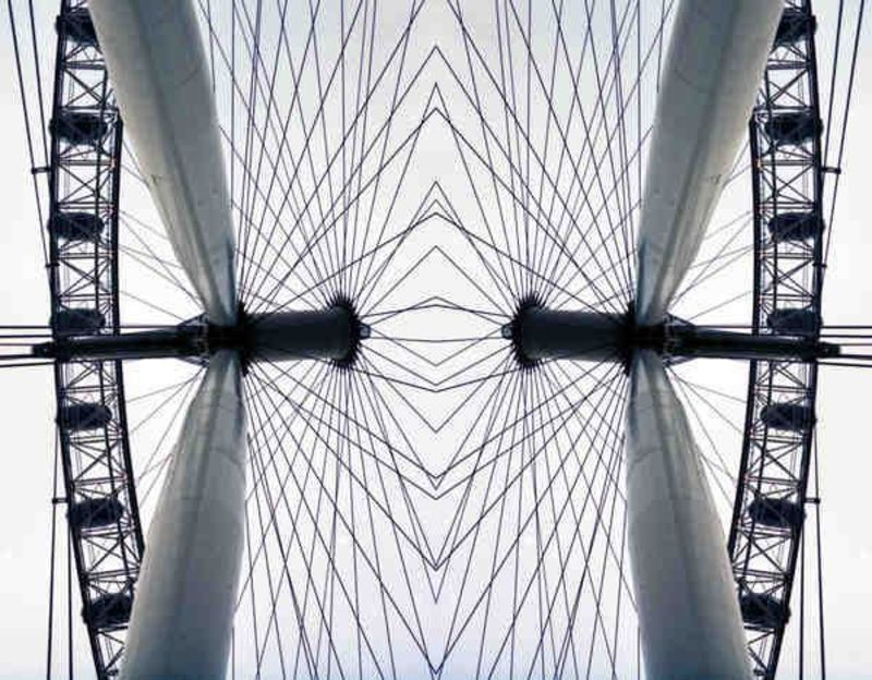 Stefano CAGOL - Fotografia - Double London Eye