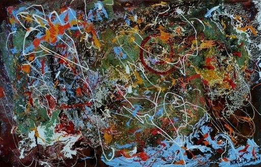 NADIA - Peinture - Symphonie N º 5 de G. MALHER