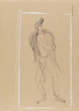Reine BUD-PRINTEMS - Drawing-Watercolor - Ange Tchéli et Téo (Anges de Chine, dessins d'avril))