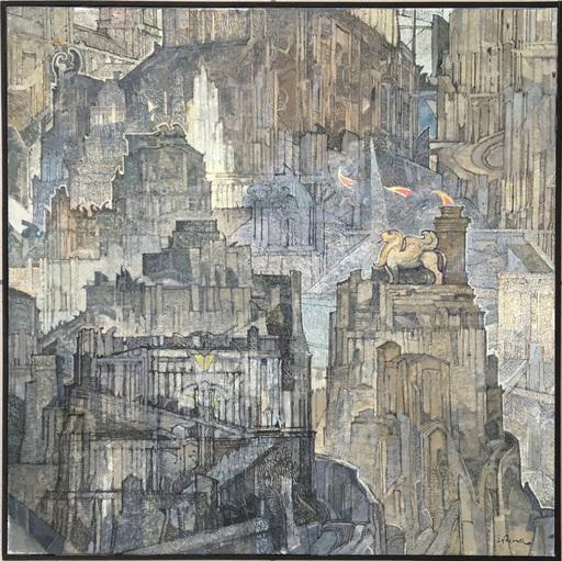 Raffaele DE ROSA - Painting