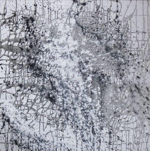 Marie Edmée SEGUIN - Painting - Meteorites