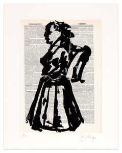 William KENTRIDGE, Universal Archive: Ref. 16