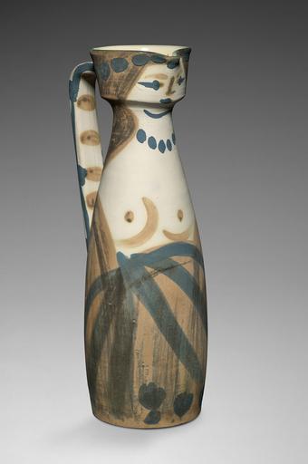 Pablo PICASSO - Ceramic - Femme (A.R. 300)