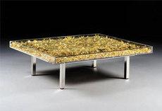Yves KLEIN - Table Monogold
