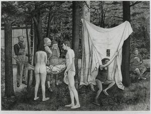 David BECKER - Print-Multiple - Union Grove Picnic