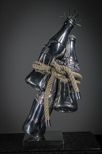Stéphane CIPRE - Sculpture-Volume - 1865 United