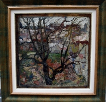 Nicolae TONITZA - Painting - Paysage
