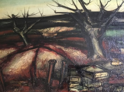 Franz PRIKING - Pittura