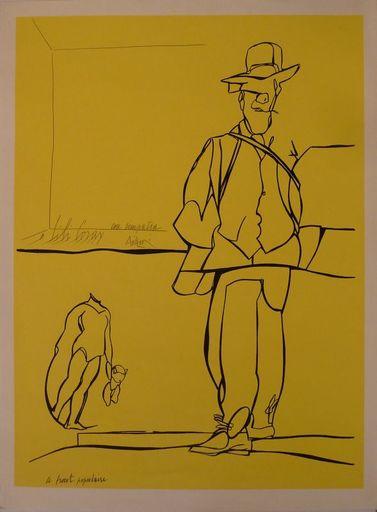 Valerio ADAMI - Print-Multiple - Sans titre