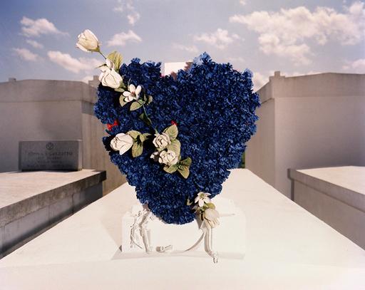 William K. GREINER - Photo - Blue Heart