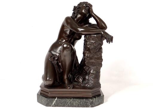Aimé MILLET - Escultura - Ariane