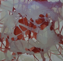 Bertille DE BAUDINIERE - Peinture - Dans tes rêves / In your Dreams #2