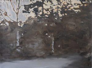 Clémence ARNOLD - Painting - « Je ne me souviens pas I »