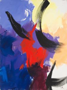 Jean MIOTTE - Painting - Tout près de toi