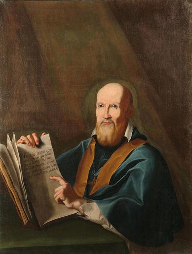 Giuseppe Antonio PETRINI - Pintura - San Francesco di Sales