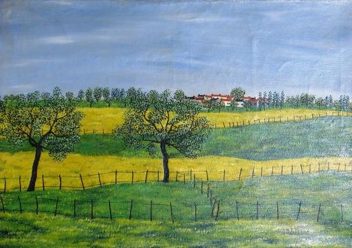 Maurice LOIRAND - Painting - *A La Compagne
