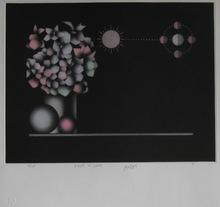Mario AVATI - Grabado - GRAVURE 1988 SIGNÉE AU CRAYON NUM/150 HANDSIGNED ETCHING