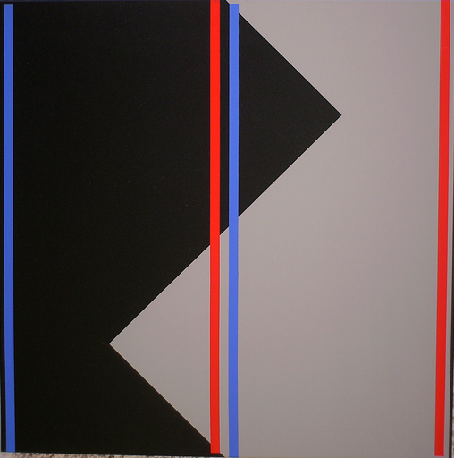 Heijo HANGEN - Peinture - Ohne Titel