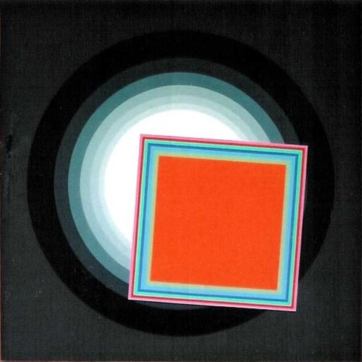 Eugenio CARMI - Peinture - Spazio ribelle 1975