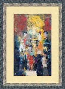 Levan URUSHADZE - Peinture - Birthday