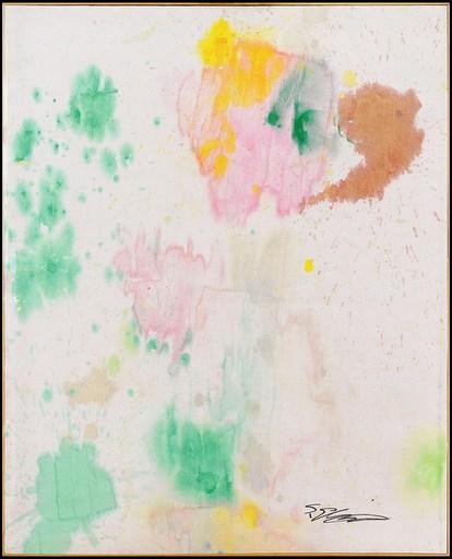 Shozo SHIMAMOTO - Pintura - OPERA DI GHIACCIO 04 (su tela)