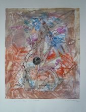 Nikolai ARNAUDOV - Pintura - Komposition Perpetuum Mobile