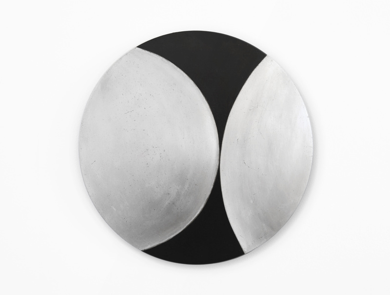 Leon Polk SMITH - Painting - Approaching Spheres