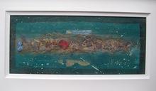 James COIGNARD - Pintura - PEINTURE HUILE SUR BOIS SIGNÉE SIGNED OIL ON WOOD