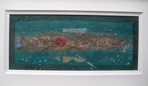 James COIGNARD - Peinture - PEINTURE HUILE SUR BOIS SIGNÉE SIGNED OIL ON WOOD