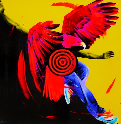 Marc FELTEN - Peinture - HOM aigle